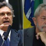 """Caiado ironiza 5ª denúncia contra Lula: """"Muita gente tenta, mas só o Lula é penta!"""""""