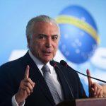 Temer anuncia construção de presídio federal no Rio Grande do Sul