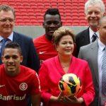 URGENTE: Reforma do Beira-Rio serviu como presente da Andrade Gutierrez para Dilma