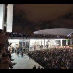Manifestantes ameaçam invadir Senado caso Jorge Viana do PT assumir a presidência