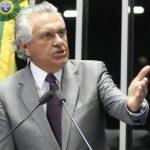 """Caiado diz que Lula foi """"indecoroso"""" e """"profanou"""" velório da própria esposa"""