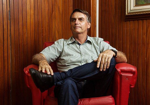 Friboi ajudou 162 deputados, o único que recusou o dinheiro foi Jair Bolsonaro