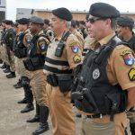 Moradores e empresários se unem para comprar fuzis e metralhadoras para a Polícia Militar em cidade do Paraná