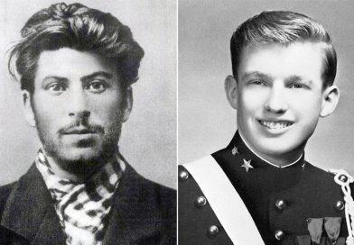 Fotografias antigas mostram como eram os líderes mundiais antes do poder