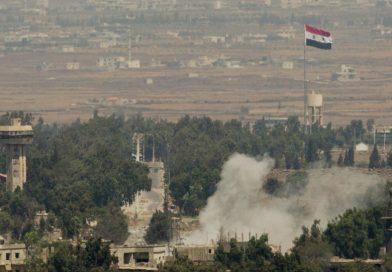 Israel lança ataque de mísseis em unidades do Exército da Síria
