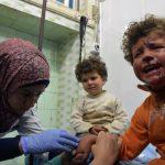 68 crianças sírias morrem em ataque após terem sido atraídas por veículo cheio de comida