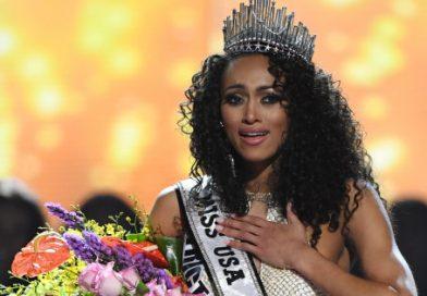 Nova Miss EUA é cientista nuclear, negra, e não quer ser confundida com feministas